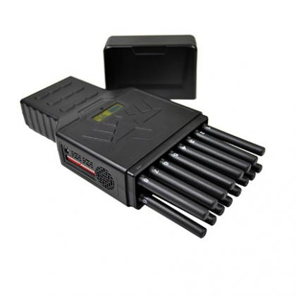 Portable 16 Antenna blocker