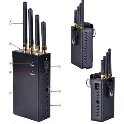 cheap portable cell phone jammer