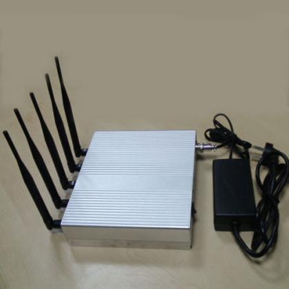 GSM 3G 4G blocker