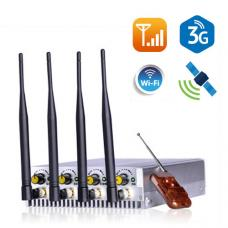 Wholesale WIFI and GPS Desktop Phone Signal Jammers the best stationary cell phone blockers